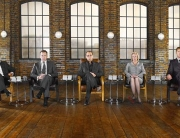 DRAGONS' DEN cast
